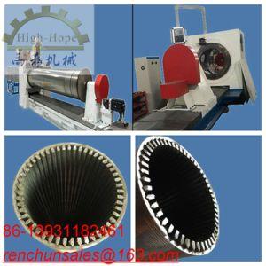 Tela de enrolamento do fio de alta qualidade máquina de solda na filtração de líquidos