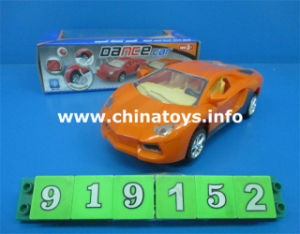 Regalo de juguete eléctrico de plástico con batería de Bo Bo (919156)