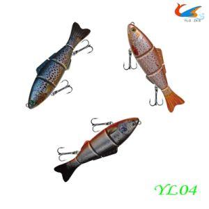 De julho de forma especial de pesca de cardan Lure (YL04)