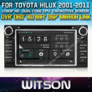 Witson Autoradio für Toyota Hilux (W2-D8158T)