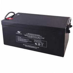 Batterie rechargeable Batterie étanche au plomb acide marque Sunstone 12V 250Ah batterie solaire