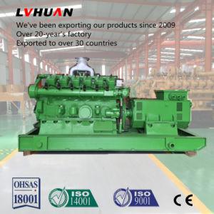 400kw 높은 능률적인 세륨 ISO CHP 생물 전기 발전기 세트
