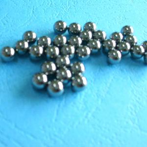 SUS420 Edelstahl Balls (1.588mm-3.175mm)