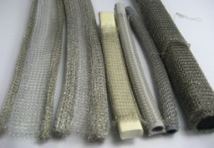 Wire Mesh pour Calendared tricoté Mesh & câble de base de maillage