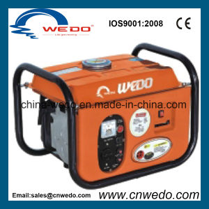generatore della benzina di 0.75kVA Wd1200 per uso domestico