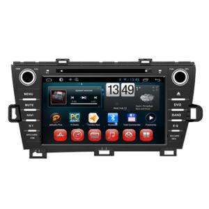 Automobile Radio Touch Screen con il riproduttore di CD di Navigation DVD per Toyota Puris