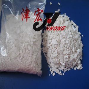 Het originele Chloride van het Calcium, de Vlok van het Chloride van het Calcium