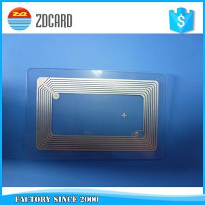 주문을 받아서 만드는 좋은 가격 PVC NFC 지능적인 RFID 꼬리표 인쇄