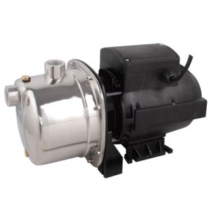 Nouveau Jet Self-Priming Pompe à eau électrique Yjk7505