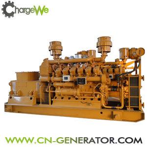 protección del medio ambiente de la planta de potencia del motor generador de gas natural