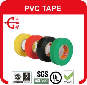 Band van de Isolatie van pvc van de kleur de Elektro voor Wraping van Draden