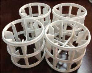 Hiflowのリング(PP、PVCのPE、CPVC、ETFE、PVDF)
