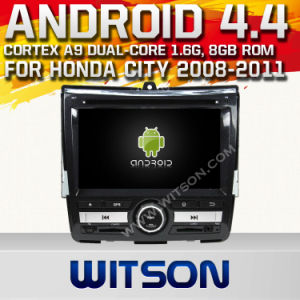 Witson Android 4.4 DVD для города Honda