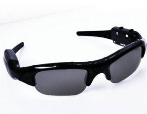 Las cámaras de gafas de deporte HD720p gafas DVR Grabador de vídeo digital