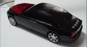 Mini altoparlante, mini altoparlante del modello dell'automobile del giocatore MP3 con il USB della carta di TF di sostegno dello schermo di visualizzazione dell'affissione a cristalli liquidi