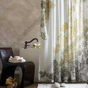 ポリエステル、PEVA、エヴァのPVCシャワー・カーテン、浴室のカーテン、浴室のカーテン