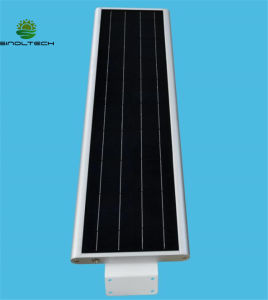 Alle in einem integrierten Solarstraßenlaterneder Beleuchtung-40W LED (SNSTY-240)