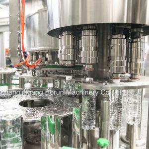 고객 디자인 플라스틱 병을%s 자동적인 순수한 물 생산 라인