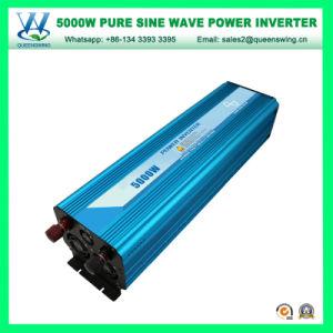 Casa portátil utilizado 5000W micro onda sinusoidal pura de inversores (QW-P5000)