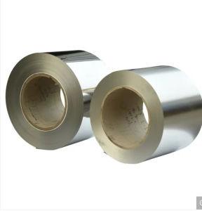 En acier inoxydable laminés à froid de la fente des bandes de bobine