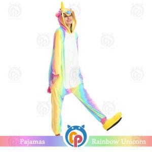 Оптовые цены на новый стиль личности в удлиненной худи мультфильм костюм полиэстер Pajama животных