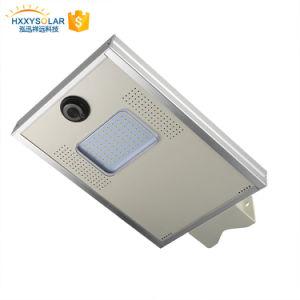 5W Tudo em Um Sensor de movimento LED Solar Luz Automática