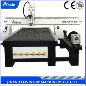 1325 4 máquina de esculpir fresadora CNC de eixos com Eixo Rotativo