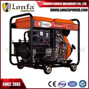 ホーム使用のための3.3kVA単一フェーズのディーゼル発電機