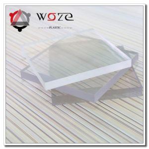 Láminas de policarbonato sólido 4X8 6mm transparente de policarbonato Lexan reciclados de hoja maciza