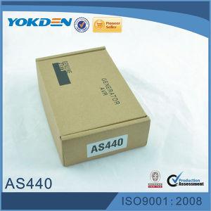 Como AVR440 Regulador de tensión del alternador ajustable