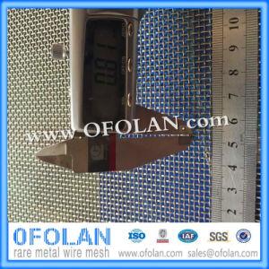 가스 터빈을%s 내식성 Inconel X-750 니켈 합금 철망사 (10 메시)