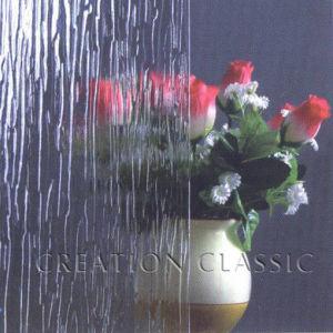 Pioggia-b libera di 6mm vetro modellato decorativo/Bronze per gli allegati dell'acquazzone della stanza da bagno