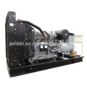 108kw/135kVA mit elektrischem festlegenset des Perkins-Dieselmotor-1104D-E44tag2