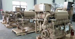 600HP 1800rpm 지속적인 힘 Cummins Kta19 M3 바다 디젤 엔진
