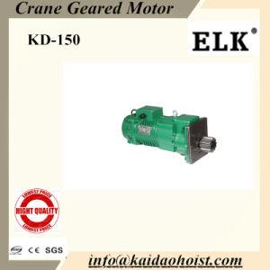 Elk 0,75 kw motoréducteur de grue pour la fin de moteur du chariot-6pôles