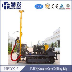 Ligne Plate-forme de Forage Hydraulique du Fil Hfdx-2 de Faisceau de Diamant