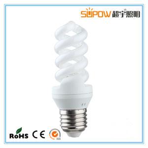 De volledige Spiraalvormige 11W T3 Energie van ESL/CFL - besparingsLamp