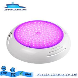 Nova resina preenchida levou Piscina Piscina Luz subaquática de LED de luz
