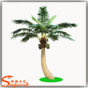 2015 Venda Quente Coqueiro decorativa Artificial Árvore Vegetal (Co-06)