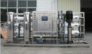 pianta pura industriale del sistema del filtro da acqua di osmosi d'inversione 10t