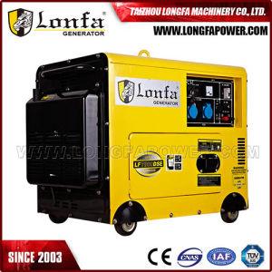 generatore diesel silenzioso eccellente del motore diesel del generatore 5kVA di 5kw 5000W