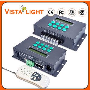 RFリモート・コントロールDC12V LEDの電源のデジタルDMXコントローラ