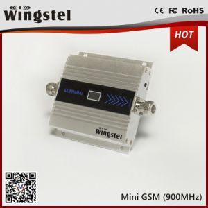 2018 Nuevo repetidor de señal de plata de caliente a 900MHz con amplificador de señal para la oficina en casa