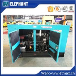 20kw Diesel Genset van Yangdong van de Waarborg van 25kVA de Globale
