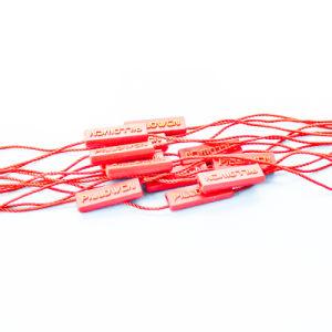 Comercio al por mayor cadena de diseño personalizado de colgar la etiqueta (DL55-3)