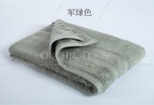 Bagno del cotone dell'hotel/spiaggia/tovagliolo di fronte domestici
