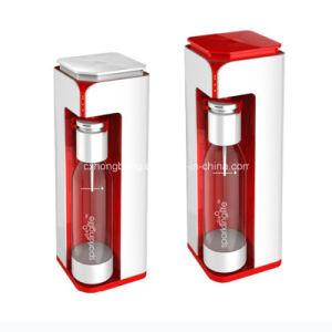 건강한 발포성 물 (HB-1309)를 위한 직업적인 가정 사용 소다 제작자