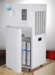 Générateur de l'eau atmosphérique 50L/Hot Cold Air pur l'eau potable à partir de la machine