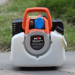 Bison (China) BS900q precio de fábrica Air-Cooled 900W 220V pequeño Super Silencioso gasolina generador Inverter portátil digital