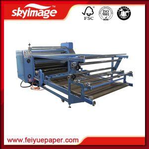420 * 1.7m Máquina Rotativa de Prensa de Calor para la Impresión Textil